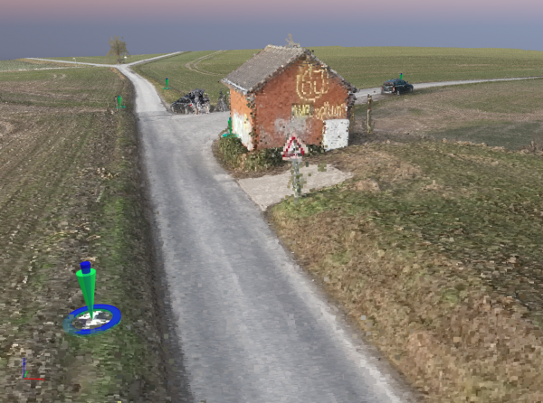 EPOTRONIC - Theory - Photogrammetry for UAVs